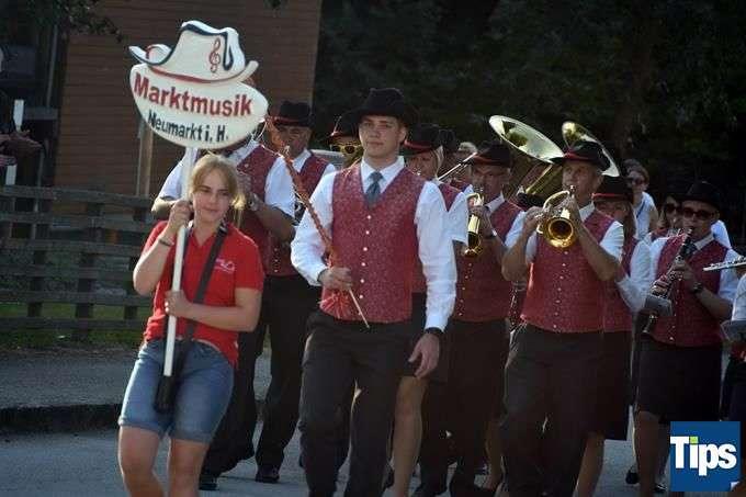 Bezirksmusikfest Riedau - Bild 147