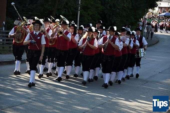 Bezirksmusikfest Riedau - Bild 150