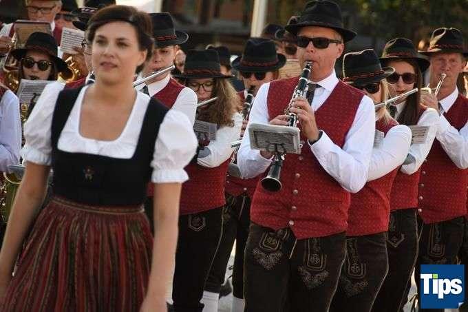 Bezirksmusikfest Riedau - Bild 152