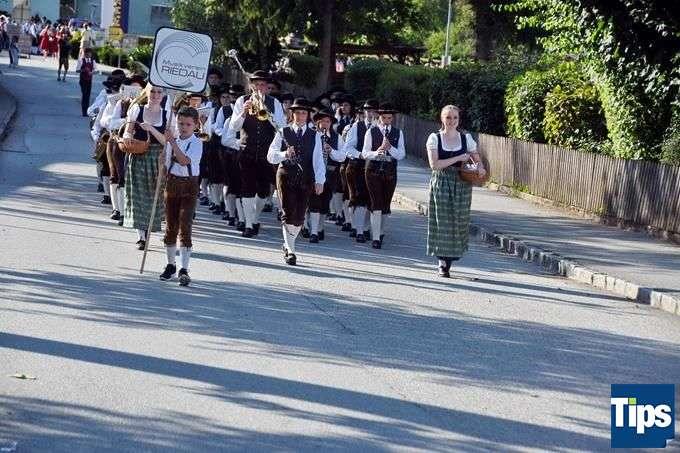 Bezirksmusikfest Riedau - Bild 154