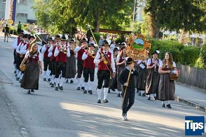 Bezirksmusikfest Riedau - Bild 156