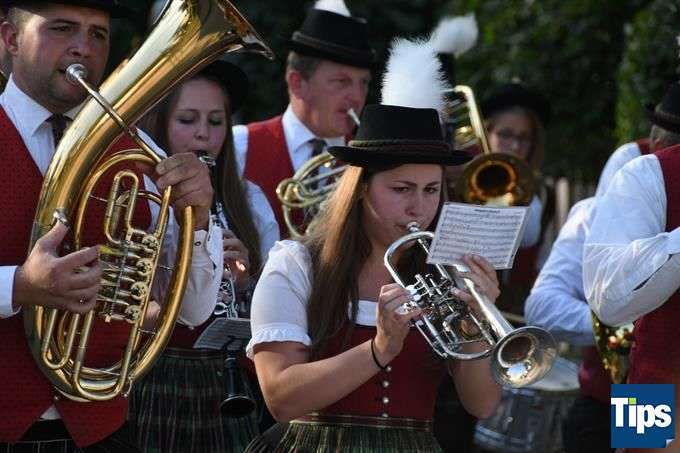Bezirksmusikfest Riedau - Bild 157