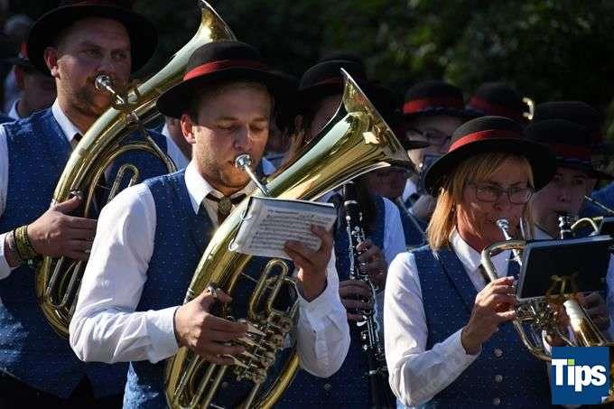 Bezirksmusikfest Riedau - Bild 158