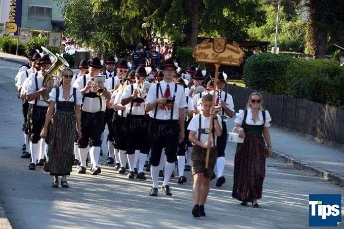 Bezirksmusikfest Riedau - Bild 160