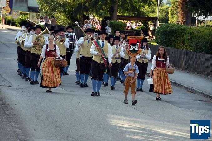Bezirksmusikfest Riedau - Bild 165