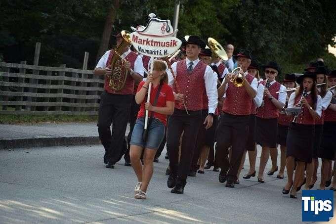 Bezirksmusikfest Riedau - Bild 169
