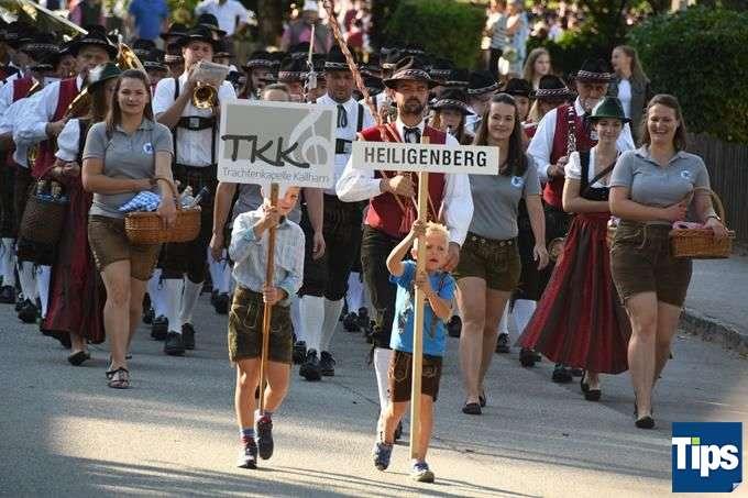 Bezirksmusikfest Riedau - Bild 170
