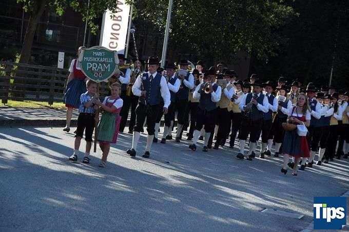 Bezirksmusikfest Riedau - Bild 171
