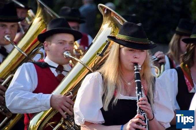 Bezirksmusikfest Riedau - Bild 174