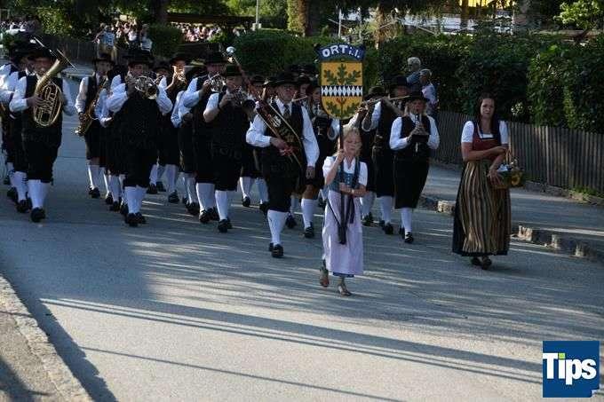 Bezirksmusikfest Riedau - Bild 175