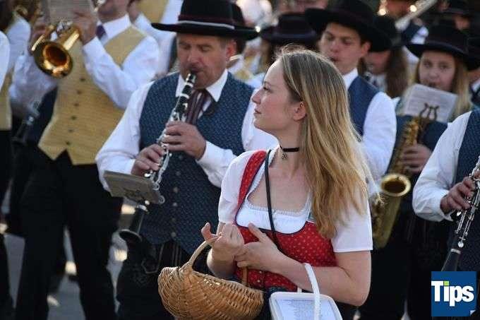Bezirksmusikfest Riedau - Bild 176