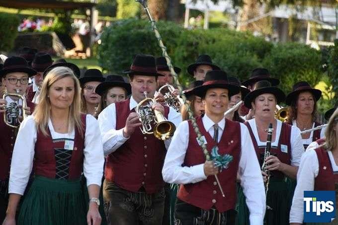 Bezirksmusikfest Riedau - Bild 178