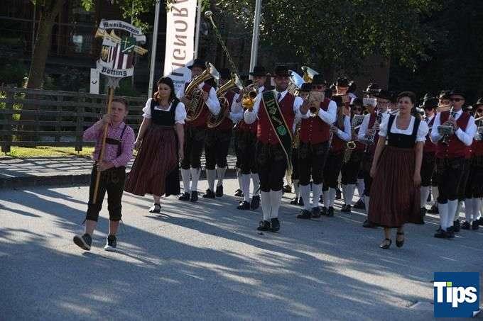 Bezirksmusikfest Riedau - Bild 179