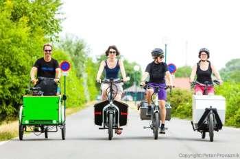Transportradshow: E-Transporträder kostenlos testen
