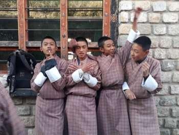 VHS-Krems:  Bhutan und das BruttonationalGLÜCK