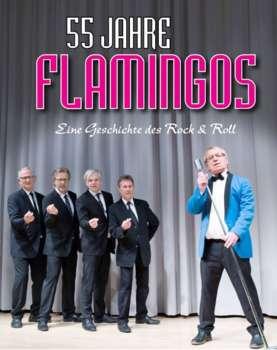 Konzert mit den FLAMINGOS - 55. Bühnenjubiläum