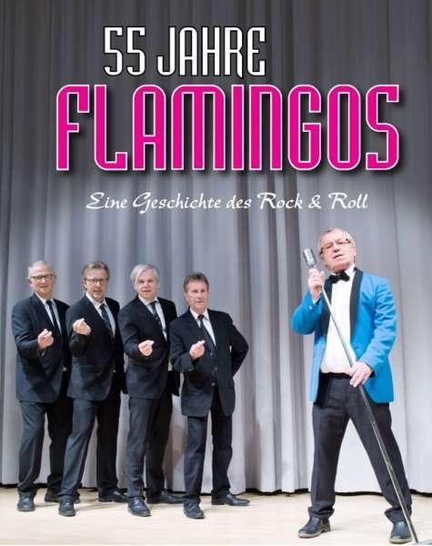 Konzert mit den FLAMINGOS - 55. Bühnenjubiläum - Bild 1