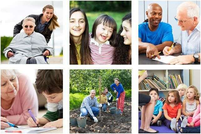 Infoveranstaltung Freiwilliges Engagement - Bild 1