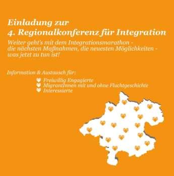 4. Regionalkonferenz für Integration