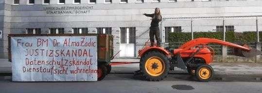 Flächenfraß stoppen - Nimm Dein Dreirad oder Deinen Tretroller mit! Donnerstags-Demo  + Gratis-Demo-Frühstück - Bild 5