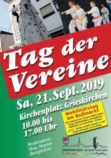 Grieskirchen: Tag der Vereine - Bild 1