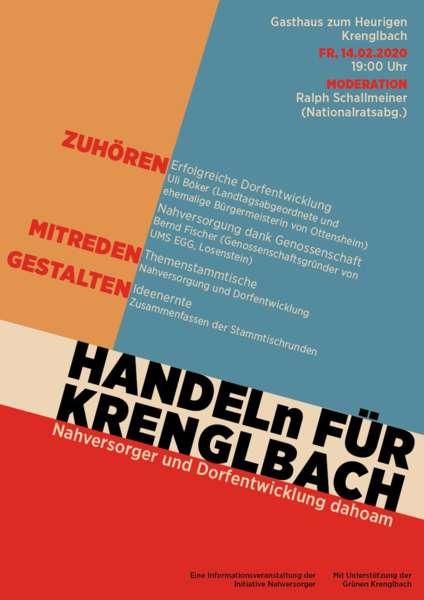 HANDELn FÜR KRENGLBACH - Nahversorgung und Dorfentwicklung dahoam - Bild 1