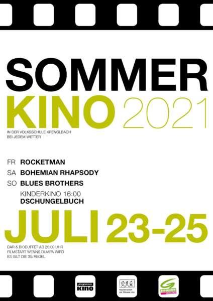 Krenglbacher Musik-Sommer-Kino: Rocketman - Bild 2