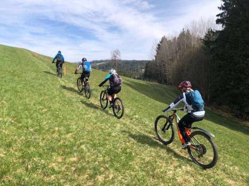 Mountainbiken / Fahrtechnik- und Geschicklichkeits-training - Bild 2