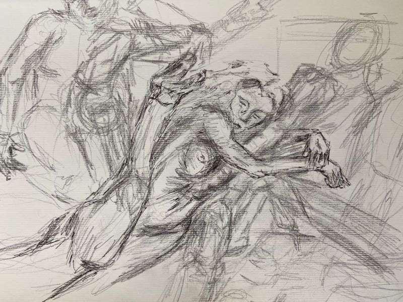 Zeichnen für Erwachsene - Bild 1