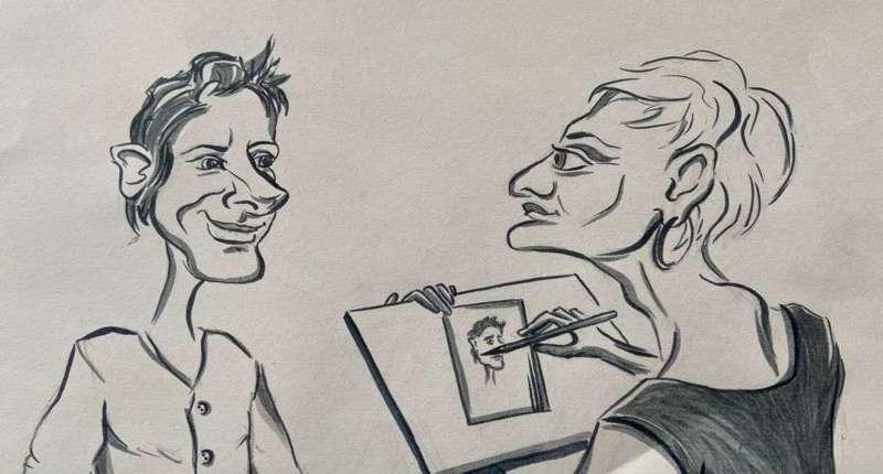 Zeichnen für Erwachsene - Bild 3