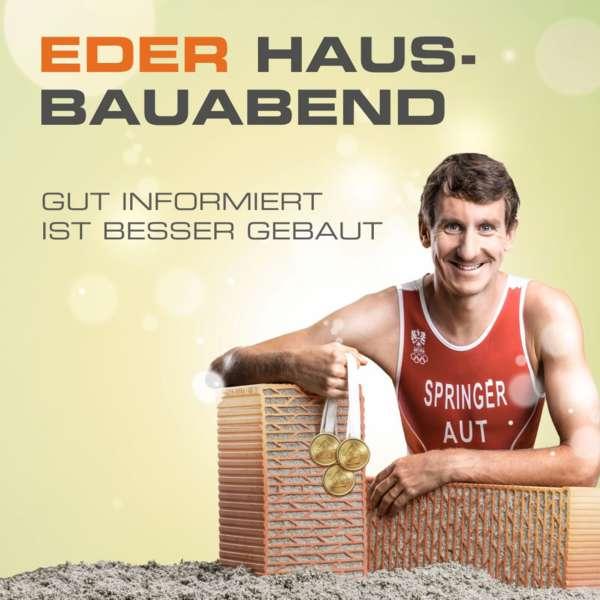 EDER Hausbauabend Grieskirchen - Bild 2