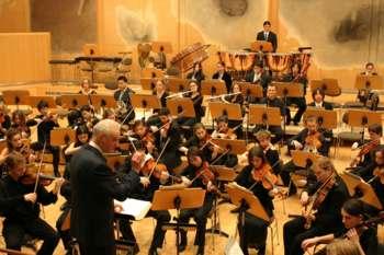 Sinfonieorchester der Universität  Mozarteum