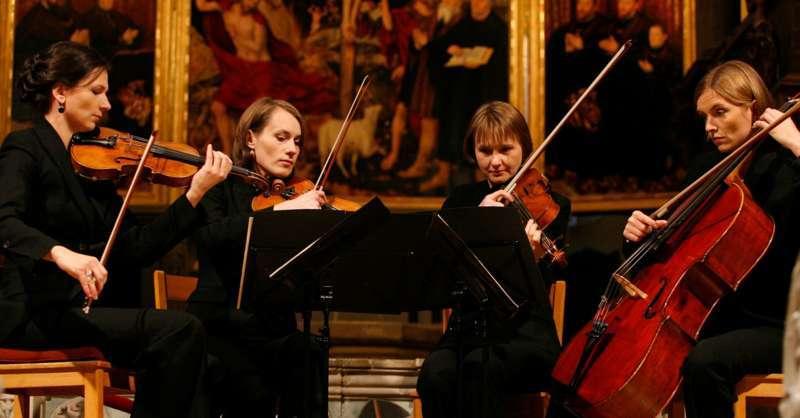 Klenke Quartett & Daniel Heide - Bild 1324070970