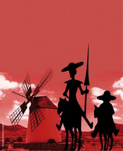 Der Mann Von La Mancha - ABGESAGT - Bild 1