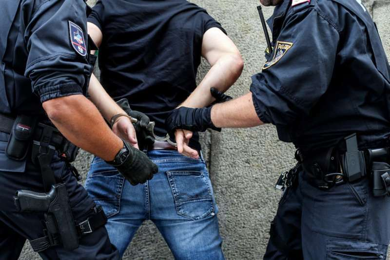 Polizistin Verletzt