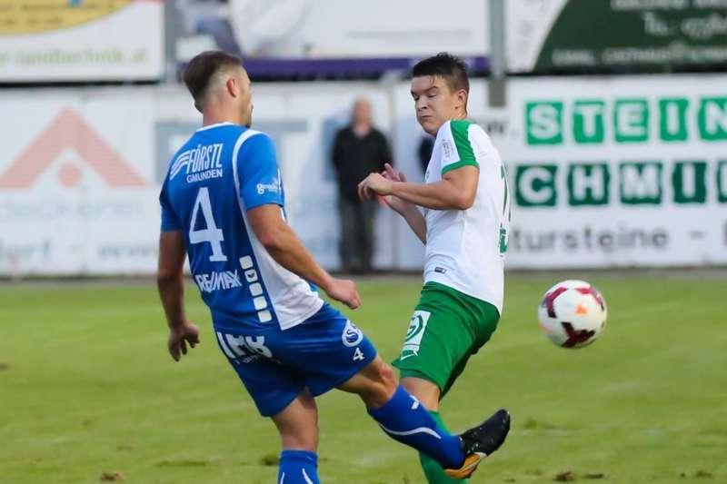 Fußball: SV GW Micheldorf gegen SV Gmundner Milch - Bild 9