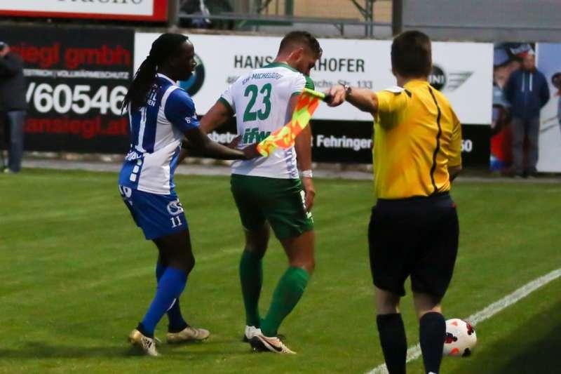 Fußball: SV GW Micheldorf gegen SV Gmundner Milch - Bild 14