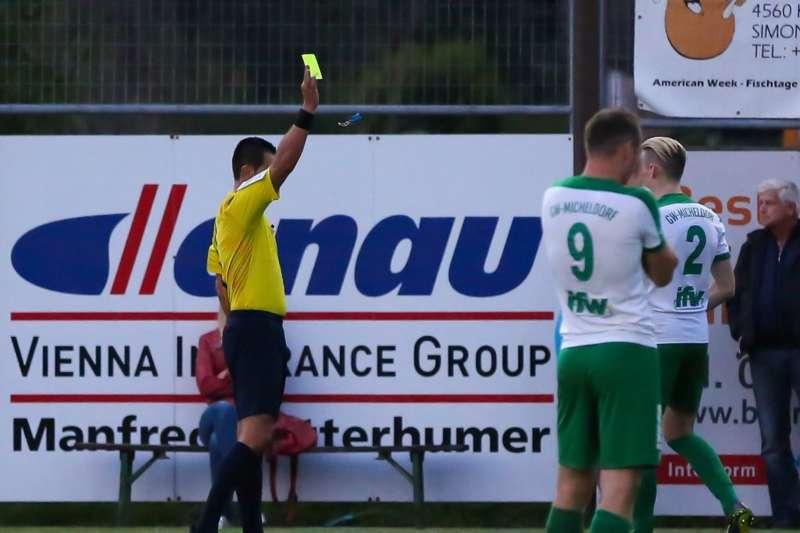 Fußball: SV GW Micheldorf gegen SV Gmundner Milch - Bild 16
