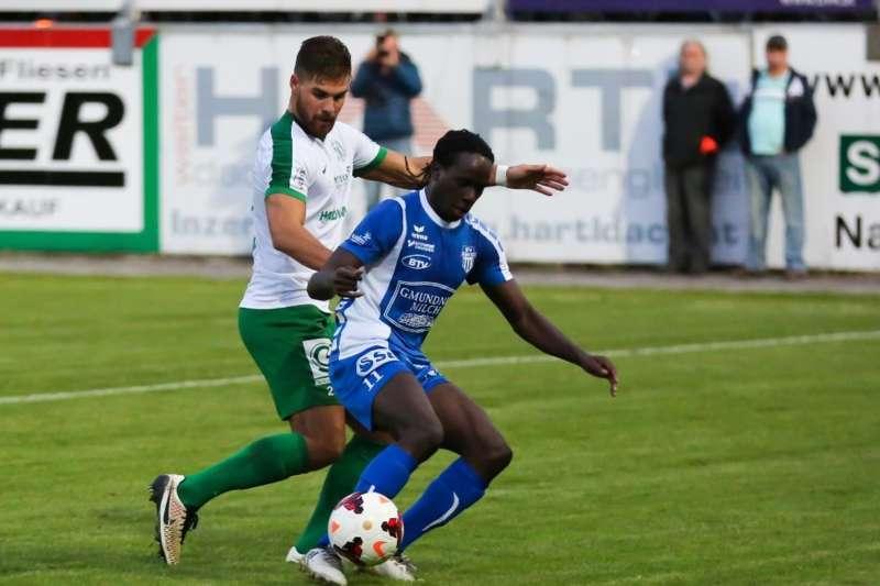 Fußball: SV GW Micheldorf gegen SV Gmundner Milch - Bild 22