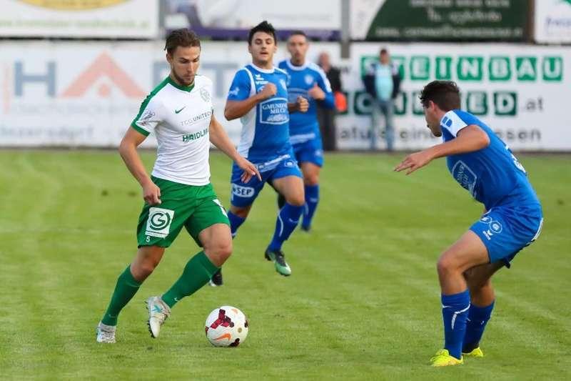 Fußball: SV GW Micheldorf gegen SV Gmundner Milch - Bild 26