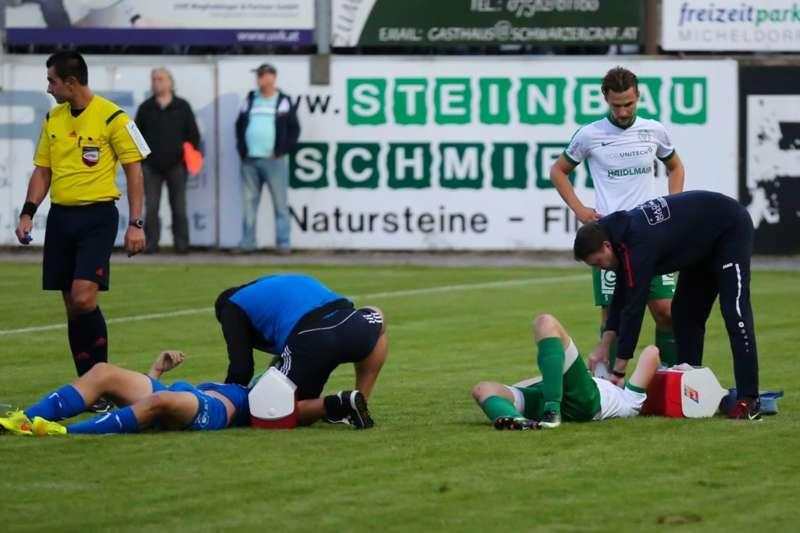 Fußball: SV GW Micheldorf gegen SV Gmundner Milch - Bild 37