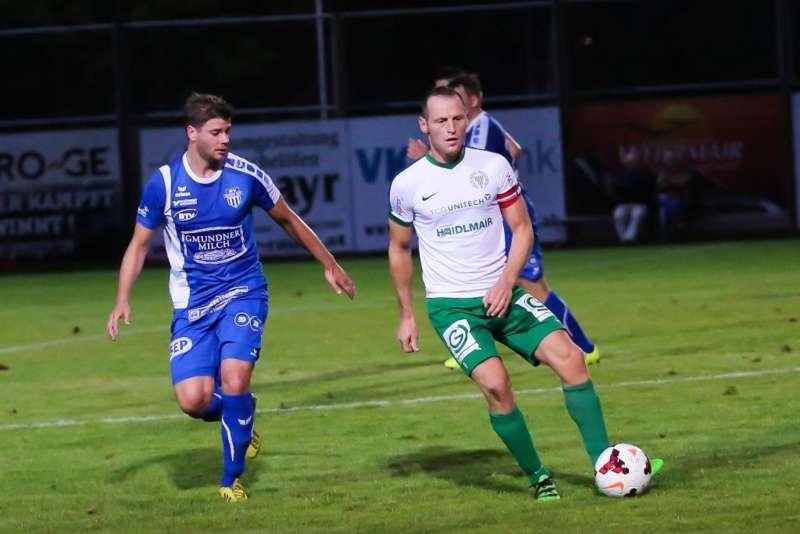 Fußball: SV GW Micheldorf gegen SV Gmundner Milch - Bild 39