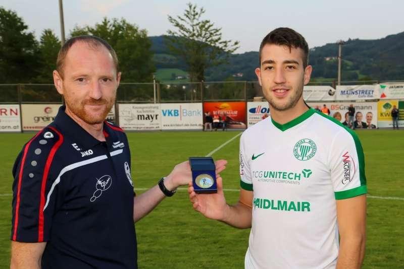 Fußball: SV GW Micheldorf gegen SV Gmundner Milch - Bild 43