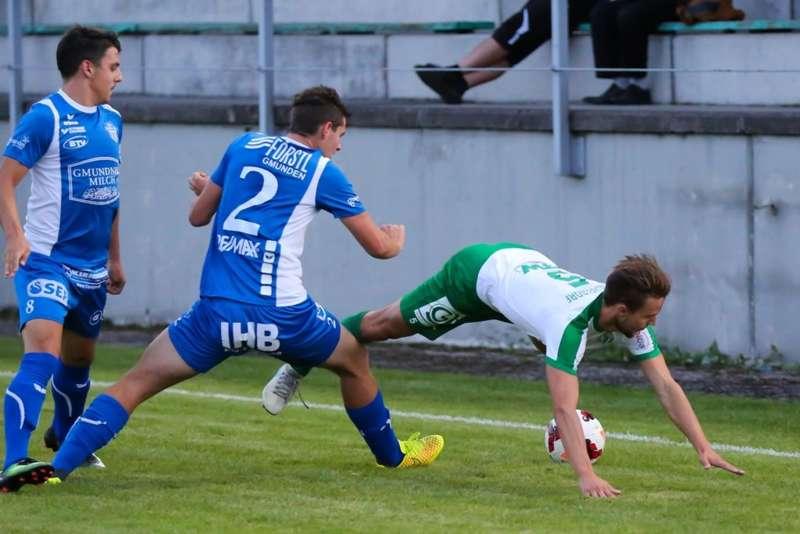Fußball: SV GW Micheldorf gegen SV Gmundner Milch - Bild 51