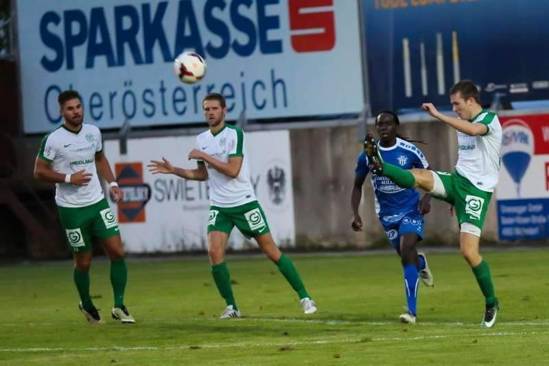 Fußball: SV GW Micheldorf gegen SV Gmundner Milch - Bild 57