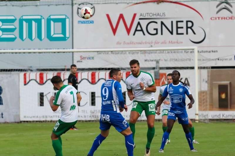 Fußball: SV GW Micheldorf gegen SV Gmundner Milch - Bild 59