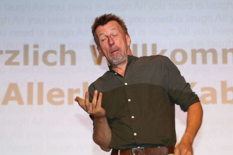 Allerhand Kabarett in Kirchdorf am 5. Oktober - Bild 4