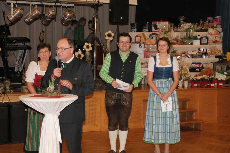 Bezirksball der Bauernschaft und Landjugend Kirchdorf - Bild 21