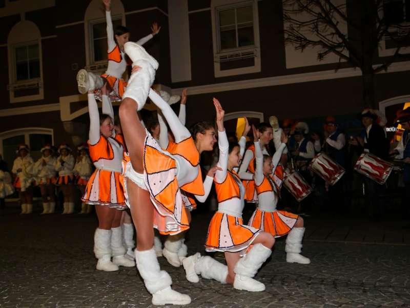 Faschingsfinale: Das Faschingsverbrennen in Kirchdorf - Bild 4