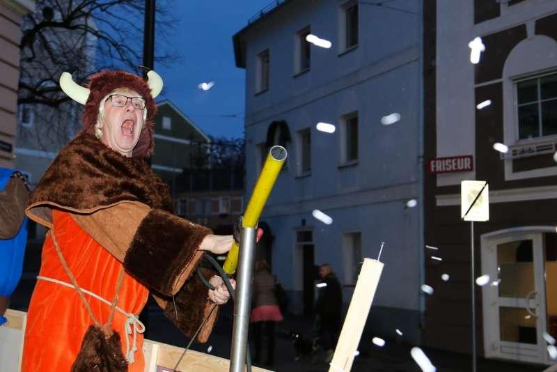 Faschingsfinale: Das Faschingsverbrennen in Kirchdorf - Bild 5